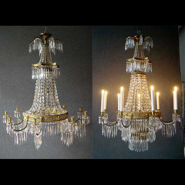 Lustre baltique